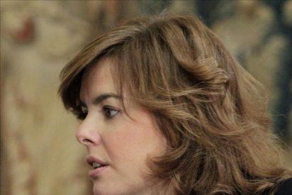 Sáenz de Santamaría acude a la campaña de las elecciones asturianas