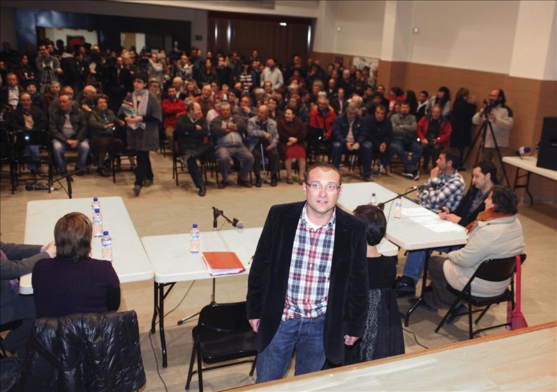 Rasquera celebra una asamblea para informar a los vecinos del proyecto de plantación de cannabis