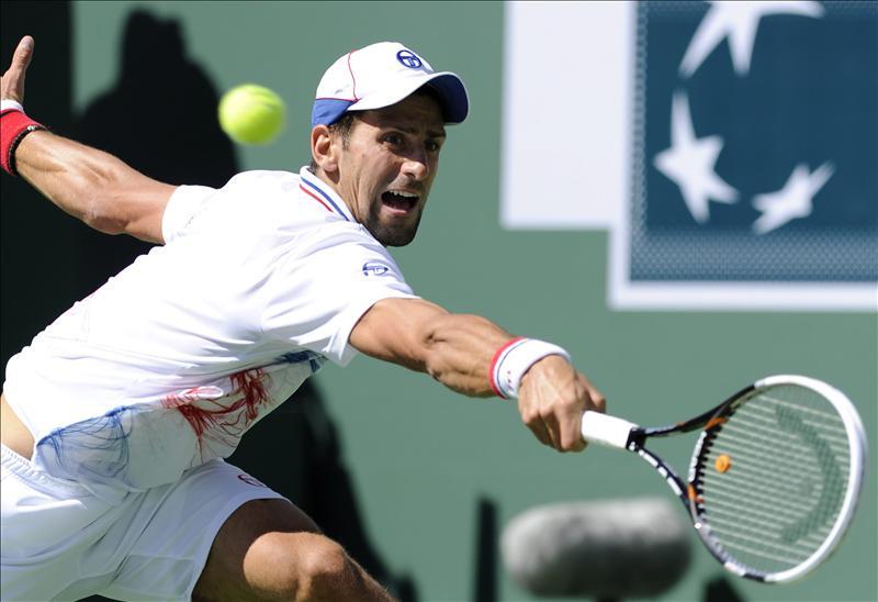 Djokovic e Isner se verán las caras en las semifinales de Indian Wells