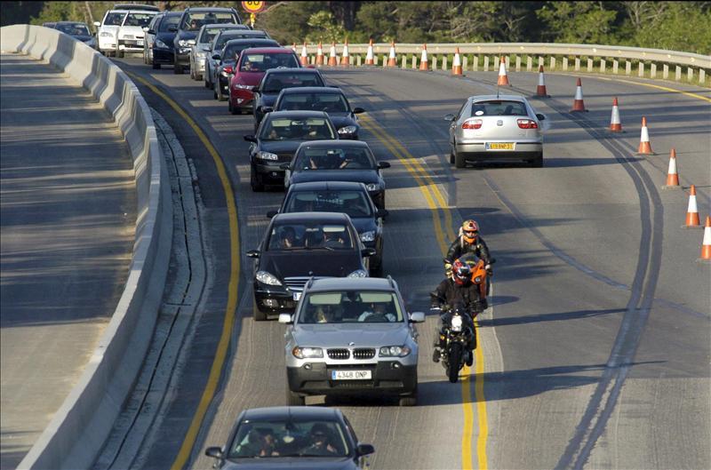 Comienza la operación especial de tráfico de la festividad de San José