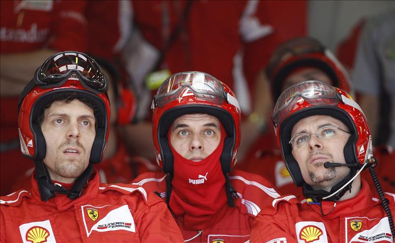 Ferrari no introducirá novedades técnicas para el Gran Premio de Malasia