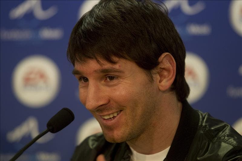 Messi, el futbolista mejor pagado con 33 millones de euros al año
