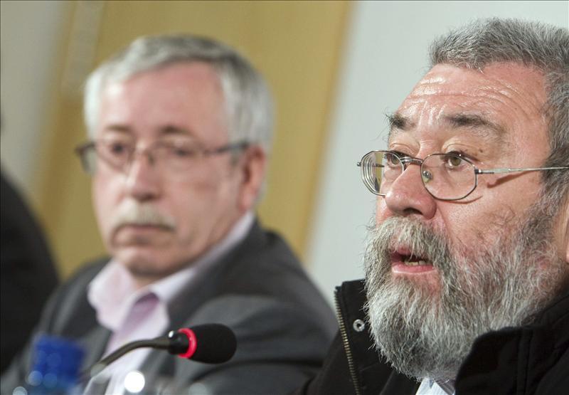 CCOO y UGT proponen para el 29M los mismos servicios mínimos pactados en 2010