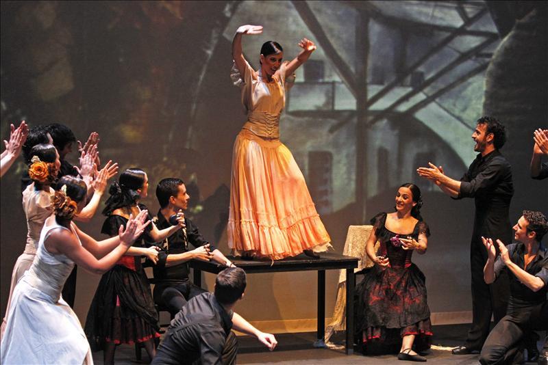 Aída Gómez logra en Pozuelo su sueño de un teatro estable para su compañía