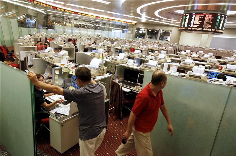 El Hang Seng baja el 0,77 por ciento en la apertura