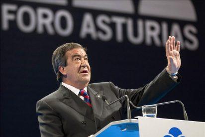 Cierre de campaña de los comicios autonómicos de Asturias