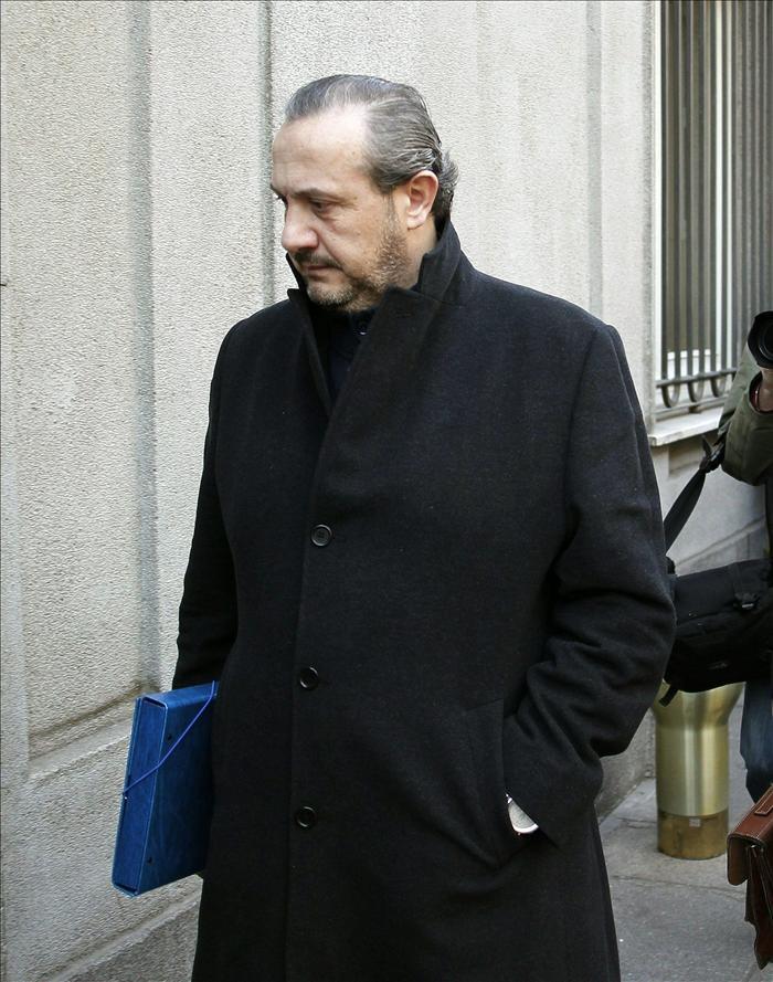 El empresario Jorge Dorribo declara de nuevo ante la jueza instructora de la Operación Campeón