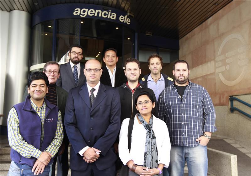 Los reyes presiden hoy la entrega de los Premios de Periodismo Rey de España