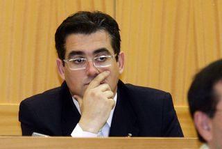 Perantón presenta su dimisión como concejal del PSOE en Talavera