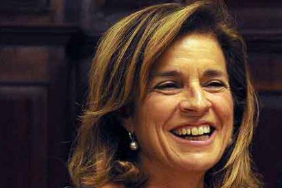 La alcaldesa Ana Botella les suprime el 'botellín' a los concejales