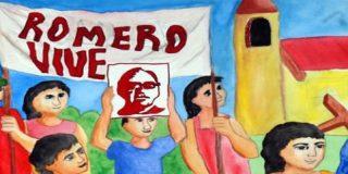 Los salvadoreños celebran el 32 aniversario del martirio de San Romero de América