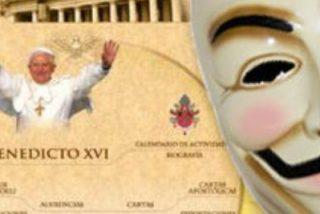Anonymous vuelve a hackear la web del Vaticano