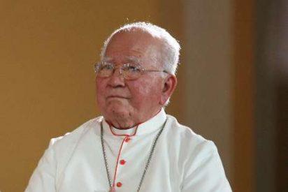 """""""No hay nada más que hacer"""" por el cardenal Aponte"""