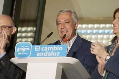 ¡Y la derrota es un alivio para Rajoy!: Que Arenas se despida de su cabeza