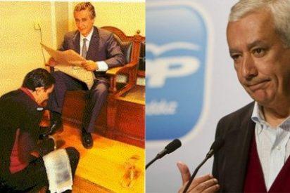 """El PSOE, nervioso: radicaliza sus críticas hacia Arenas recordando que lleva """"33 años en política"""""""