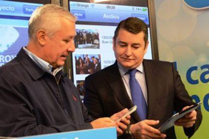 Canal Sur 'cuela' una imagen del secretario general del PP andaluz al informar sobre el 'conductor de la cocaína' del escándalo de los ERE