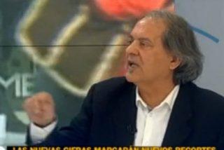 """Canal Sur sale al rescate al PSOE andaluz: """"La derecha pone en peligro todo lo público"""""""