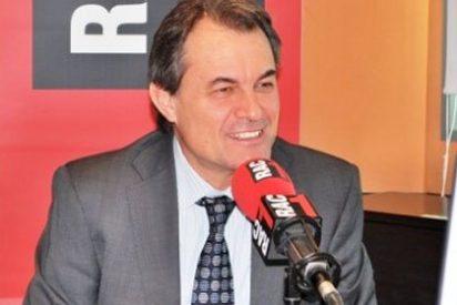 Artur Mas prepara el hacha de guerra al grito de 'España nos roba'