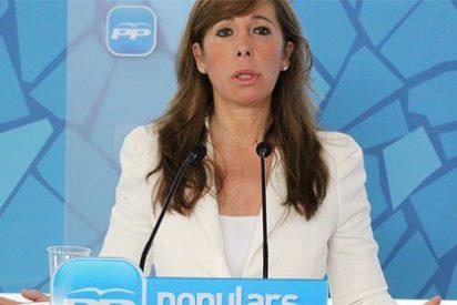 """Sánchez-Camacho amaga con romper con CiU pero solo """"abre un periodo de reflexión"""""""