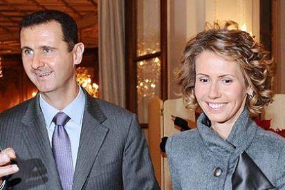 Las 'bromas' en vídeo que enviaba el tirano sirio bachar al Asad