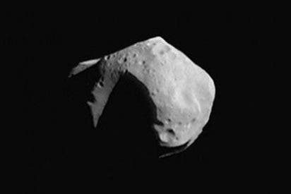 Descartan el impacto de un asteroide contra la Tierra en un año