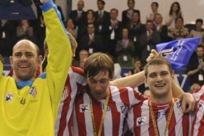 El BM Atlético remonta y consigue su sexta Copa del Rey