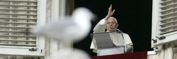 """El Papa asegura que la violencia es """"un instrumento del anticristo"""""""