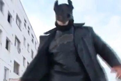 Se descubre el paradero de Batman: el superhéroe reside en Eslovaquia