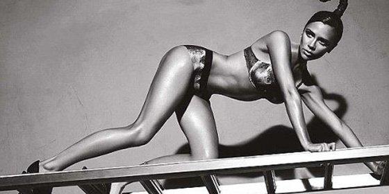 "Victoria Beckham cree que la talla 34 representa ""al público en general"""