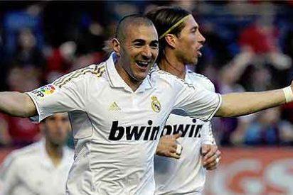 El Real Madrid arrolla al Osasuna y demuestra que el amo de la Liga