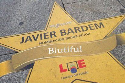 González-Sinde subvencionó con 17.000 euros la candidatura de Bardem al Oscar al mejor actor