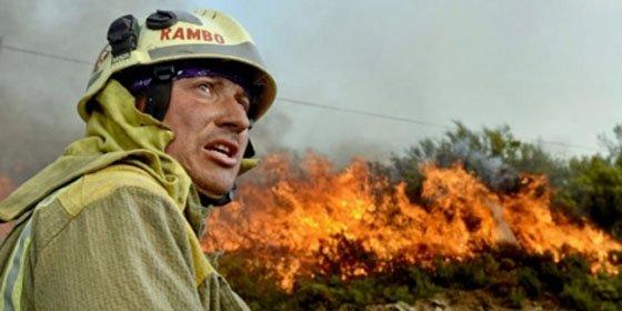 La CIG pidió rebajar los efectivos por la huelga en plena ola de incendios