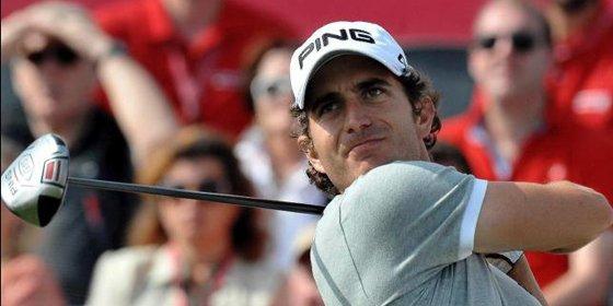 Mal comienzo para Cañizares y Olazabal en el Honda Classic de golf