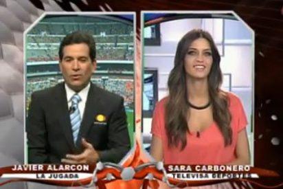 Sara Carbonero en Televisa Deportes:
