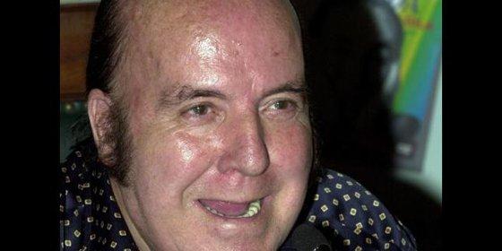 Chiquito de la Calzada, desolado tras la muerte de su mujer