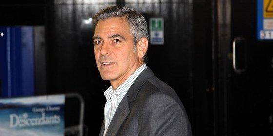 George Clooney, detenido por manifestarse ante la embajada de Sudán