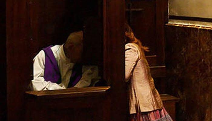 """""""¡La nueva evangelización parte también del confesionario!"""""""