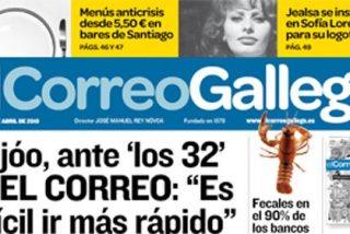 El Correo Gallego en problemas: despide a siete trabajadores