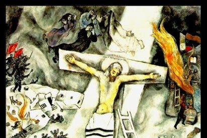 Chagall en Madrid. Crucifixión blanca