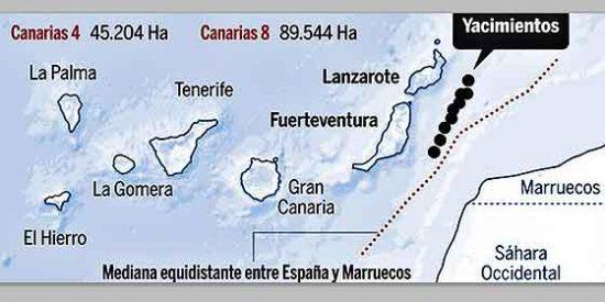 ¿Qué hará el Gobierno español cuando Marruecos reclame el petróleo que hay en aguas canarias?