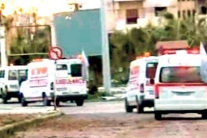 Cruz Roja Internacional recibe autorización siria para entrar en Baba Amro