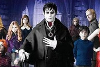 Primer tráiler de 'Dark Shadows', de Tim Burton y Johnny Depp