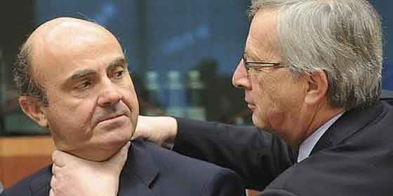 El Eurogrupo examina el elevado déficit de España