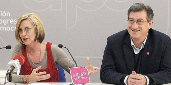 Rosa Díez podría forzar nuevas elecciones en Asturias
