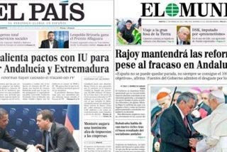 Duelo al Sol: El País y El Mundo se baten por los suyos ¡Que vienen los rojos!