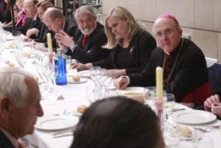 """Osoro pide a los empresarios católicos que sean """"buenos samaritanos"""" con los afectados por la crisis económica"""