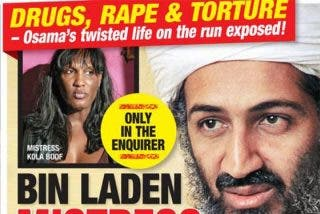 Bin Laden pasó sus últimas días de vida entre broncas de sus mujeres