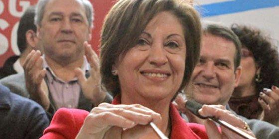 ¿Será Elena Espinosa la tercera candidata de Rubalcaba derrotada?