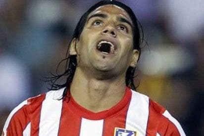 Falcao derriba a un inocente Athletic (2-1) y se engancha a Europa