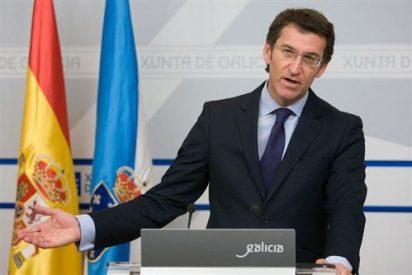 Feijóo anuncia la primera fusión de dos ayuntamientos de La Coruña
